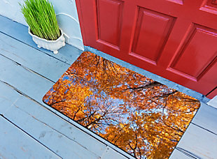 "Bungalow Flooring Leaves Up 23""x36"" Floor Mat, , rollover"