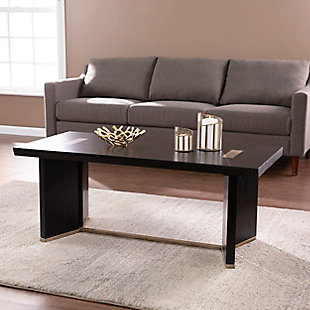 Southern Enterprises Jordyn Contemporary Cocktail Table, , rollover