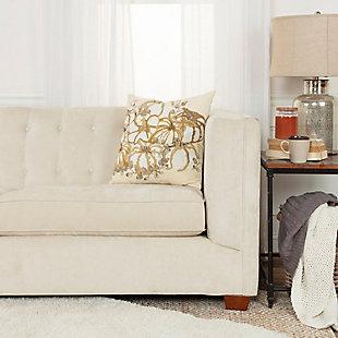 Rizzy Home  Fall Pumpkin Pillow, , rollover