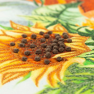 Rizzy Home  Fall Sunflower Pillow, , large