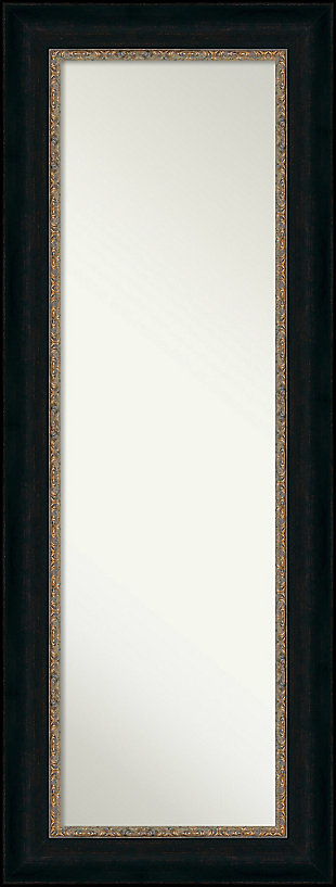 Amanti Art Full Length On the Door Mirror, , large