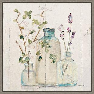 Amanti Art Blossoms on Birch V Framed Canvas Art, , large