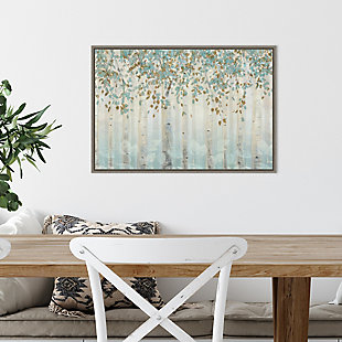 Amanti Art Dream Forest I Framed Canvas Art, , rollover