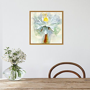 Amanti Art Pretty in Pastel II Framed Canvas Art, , rollover