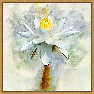 Amanti Art Pretty in Pastel II Framed Canvas Art, , large