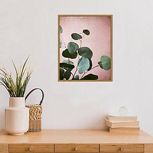 Amanti Art Sage Eucalyptus No. 2 Framed Canvas Art, , rollover