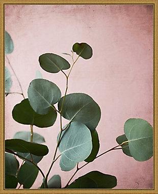 Amanti Art Sage Eucalyptus No. 2 Framed Canvas Art, , large