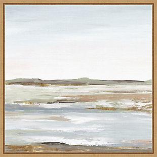 Amanti Art Vastness I (Landscape) Framed Canvas Art, , large
