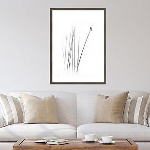Amanti Art A Sabbatical by Swapnil Framed Art Print, Gray, rollover