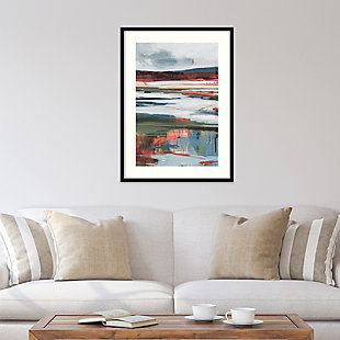 Amanti Art Before Night Falls II by A. Fitzsimmons Framed Art Print, Black, rollover