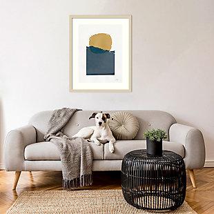Amanti Art Buoyant Dark by Mike Schick Framed Art Print, , rollover