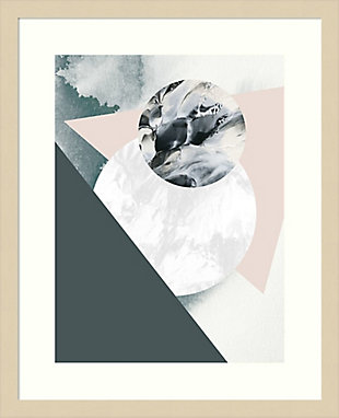 Amanti Art Geologica by Design Fabrikken Framed Art Print, , large