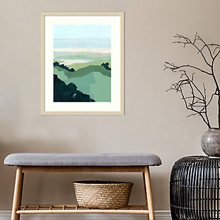 Amanti Art Halcyon Overlook I by Grace Popp Framed Art Print, , rollover