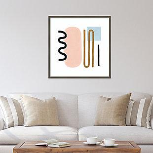 Amanti Art Informal Formation I by Grace Popp Framed Art Print, , rollover