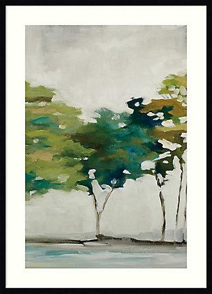 Amanti Art Late Summer Trees II by Jacqueline Ellens Framed Art Print, Black, large