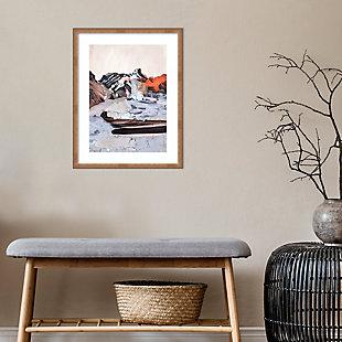 Amanti Art New Era 1 by Design Fabrikken Framed Art Print, , rollover