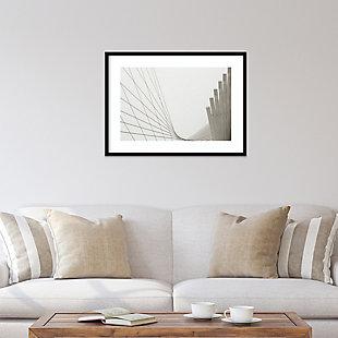 Amanti Art Parabola by Emi and Mark Franzen Framed Art Print, Black, rollover