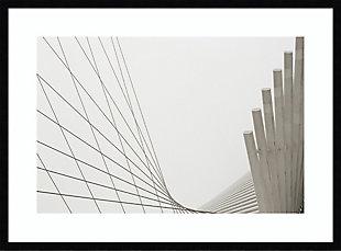 Amanti Art Parabola by Emi and Mark Franzen Framed Art Print, Black, large