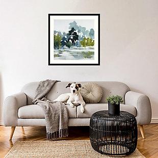 Amanti Art Reflections by Jacqueline Ellens Framed Art Print, Black, rollover