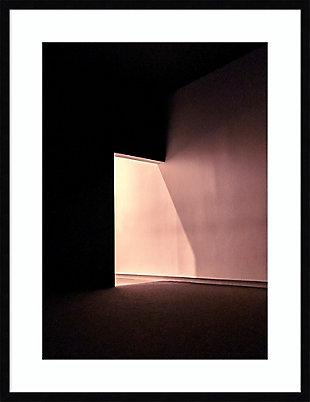 Amanti Art Room 1 by Design Fabrikken Framed Art Print, Black, large