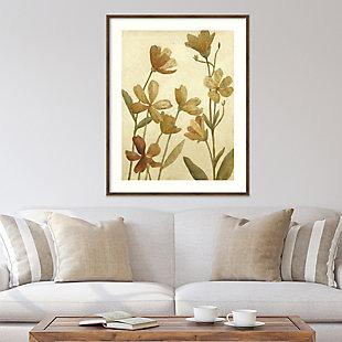 Amanti Art Small Wildflower Field II by Megan Meagher Framed Art Print, , rollover