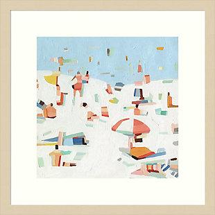 Amanti Art Summer Confetti III by Emma Scarvey Framed Art Print, , large