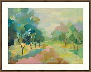Amanti Art Sunrise Forest by Silvia Vassileva Framed Art Print, , large