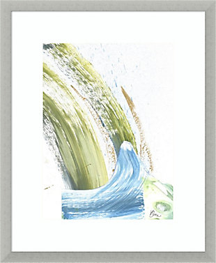 Amanti Art Watch the Waves by Veronica Bruce Framed Art Print, , large