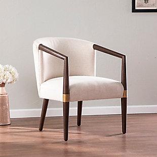 Southern Enterprises Souter Accent Chair, , rollover