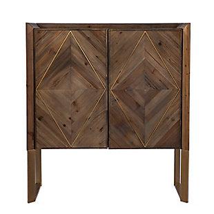 Southern Enterprises Hana Reclaimed Wood Cabinet, , large