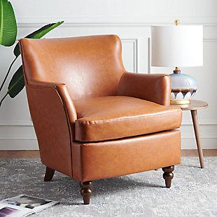 Safavieh Levin Accent Chair, , rollover