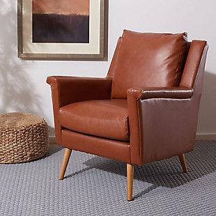 Safavieh Astrid Arm Chair, , rollover