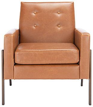 Safavieh Roald Sofa Accent Chair, , large