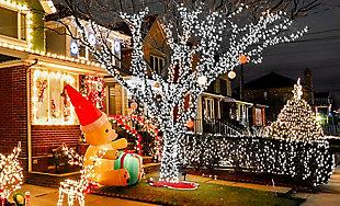 Arena White Light Fairy Lights, , rollover