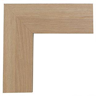 Home Basics Full Length Floor Mirror with Easel Back, , large