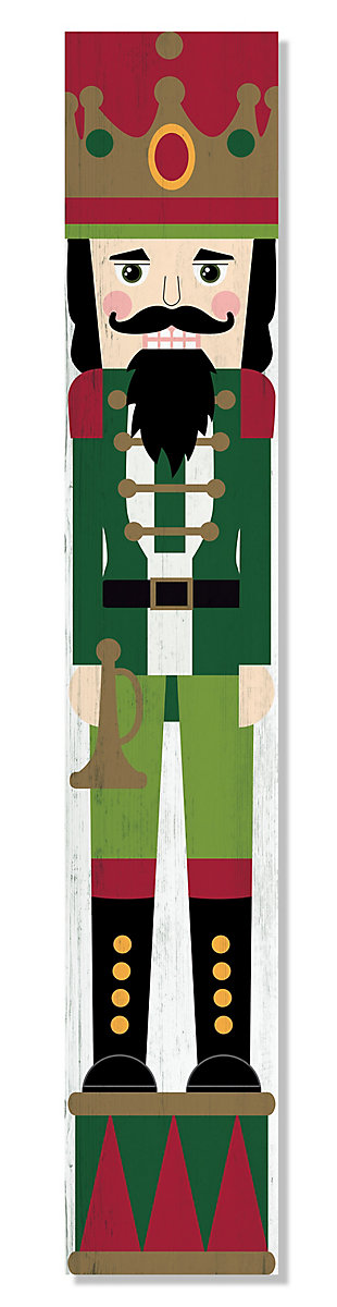 My Word! Porch Board with Nutcracker, , large
