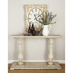 Bayberry Lane Farmhouse Console Table, , rollover