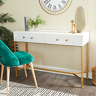 Bayberry Lane Metal Console Table, , rollover