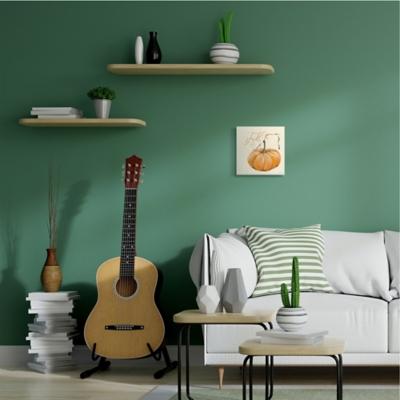 Stupell Industries  Fall Is My Favorite Color Orange Pumpkin Seasonal Word Design, 12 x 12, Wood Wall Art, , large