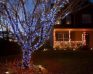Arena Blue Light Fairy Lights (2 Pack), , rollover