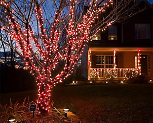 Arena Red Light Fairy Lights (4 Pack), , rollover