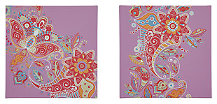 Domenica Wall Art (Set of 2), , large