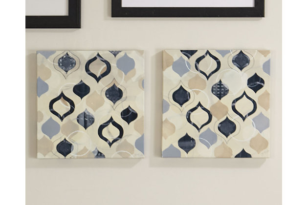 Beacher Wall Art (Set of 2), , large
