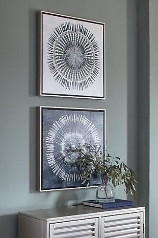 Monterey Wall Art Set Of 2 Ashley Furniture Homestore
