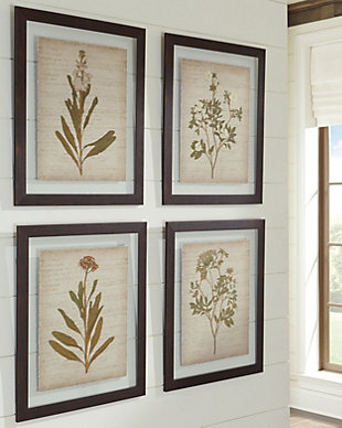 Dyani Wall Art (Set of 4), , rollover
