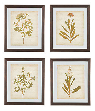 Dyani Wall Art (Set of 4), , large