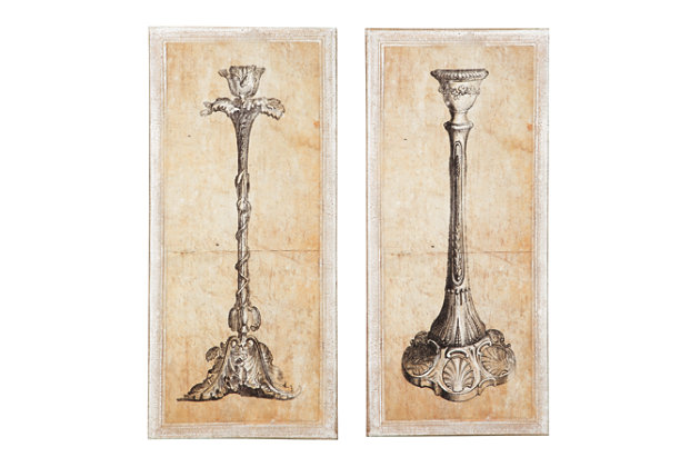 Wall Art Set Of 2 duscha wall art (set of 2) | ashley furniture homestore