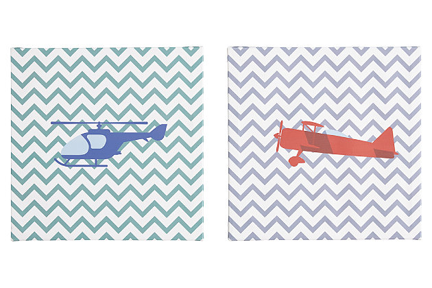 Devesh Wall Art (Set of 2), , large