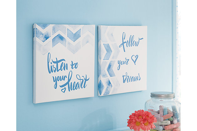 Ellis Wall Art (Set of 2), , large