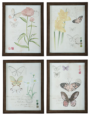 Carlisia Wall Art (Set of 4), , large